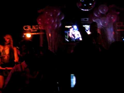 Celnice Club Part 1 - Hot Russian Night - Prague, Czech Rebublic