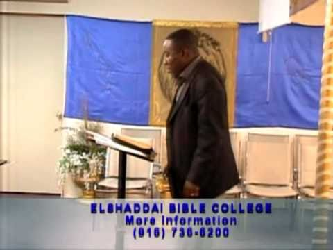 El Shaddai Bible College Video