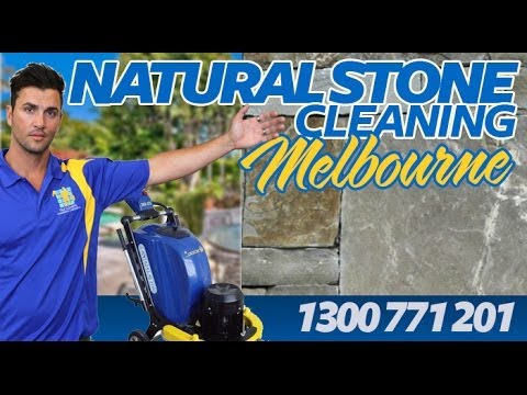 Natural Stone Tile Cleaning In Melbourne