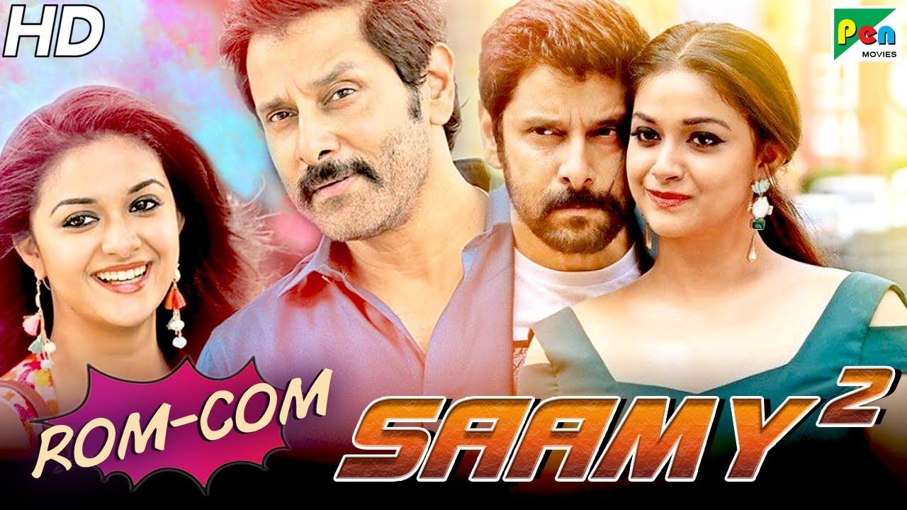 Download Vikram & Keerthy Suresh Best Romantic Comedy Scenes | Saamy 2 Hindi Dubbed Movie | Pen Movies