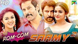 Vikram & Keerthy Suresh Best Romantic Comedy Scenes   Saamy 2 Hindi Dubbed Movie   Pen Movies