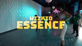 WizKid    Essence Ft Tems    Choreography by Savannah Faith