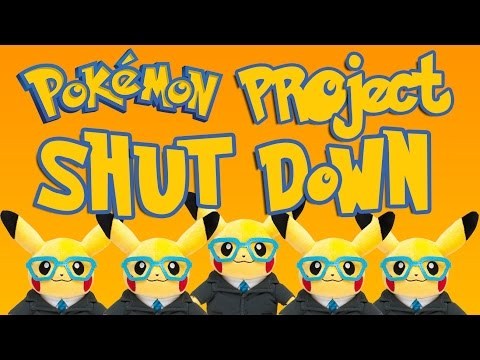 The Pokemon Company Pulls Down LICENSED Fan Project - The Know