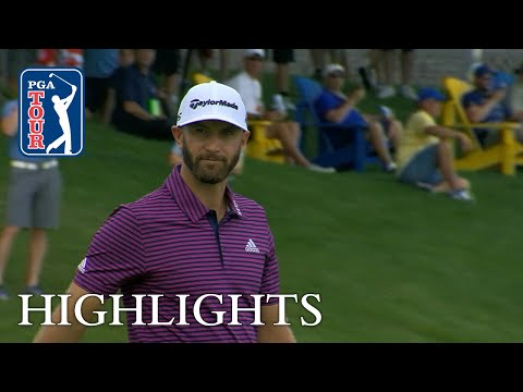 Dustin Johnson's Round 1 highlights from RBC Canadian 2018