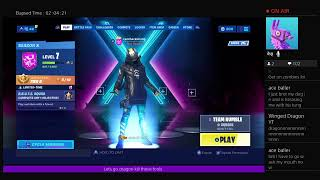Fortnite sit your little sexy ass down and watch yourself get killed season x