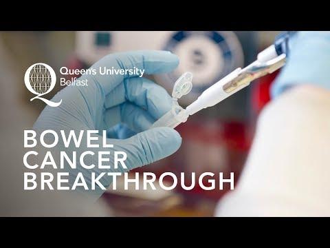 Bowel Cancer Breakthrough Youtube