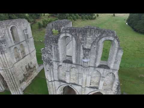 Roche Abbey | Judgement Day | The Black Monk | Maltby Ghosts