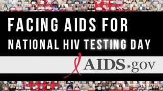 Facing AIDS for National HIV Testing Day 2013