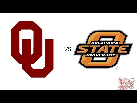 Oklahoma Sooners Vs Oklahoma State Cowboys