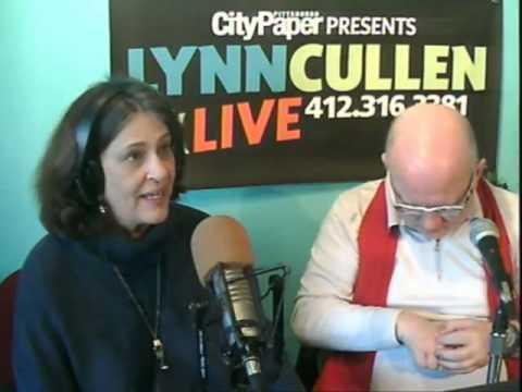 Lynn Cullen Live 1/3/13
