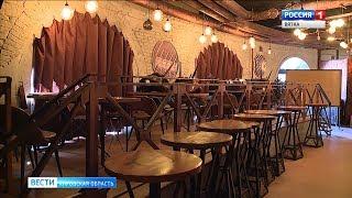 Владельцы кафе рассказали, как выживают в период коронавируса(ГТРК Вятка)