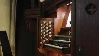 Handels musical clock, gigue.