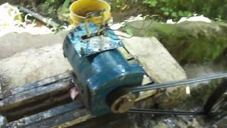 Мини ГЭС/Mini hydro power plant