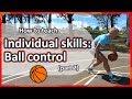 Individual skills: Ball control › Part 2 | Basketball skills in PE