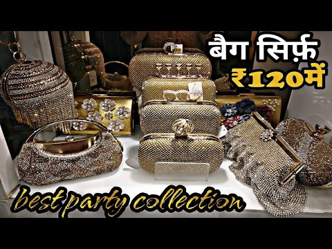 FANCY | CHEAP LADIES BAGS WHOLESALE MARKET | LADIES HANDBAGS