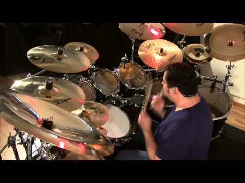 Michael Jackson   Give In To Me Drum Cover   Salva Medina