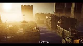 Far Cry 5 — трейлер Far Cry Arcade