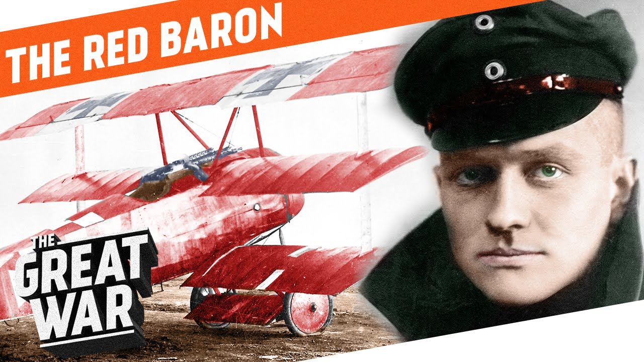 the red baron manfred von richthofen i who did what in ww1 youtube. Black Bedroom Furniture Sets. Home Design Ideas
