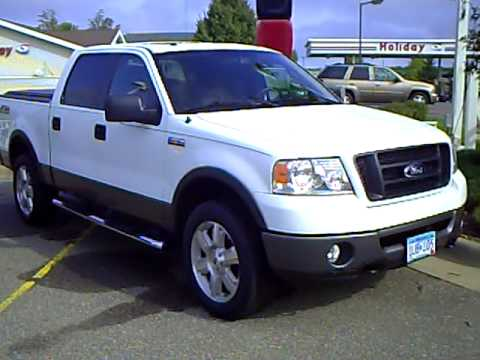 2006 ford f150 fx4 off road youtube. Black Bedroom Furniture Sets. Home Design Ideas