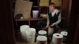 Introducing: GORDO - Australian Bucket Drummer