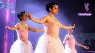 Contemporary ballet group dance performance from Ranara academy - Sri Lanka
