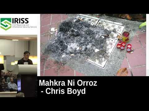 IRISSCON 2017 Mahkra ni Orroz by Chris Boyd