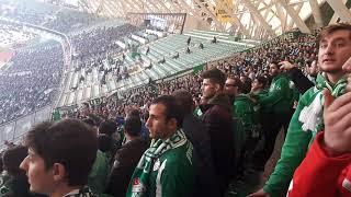 Konyaspor Bursaspor Deplasman Tribünü Ta ak Geçiyoruz 18