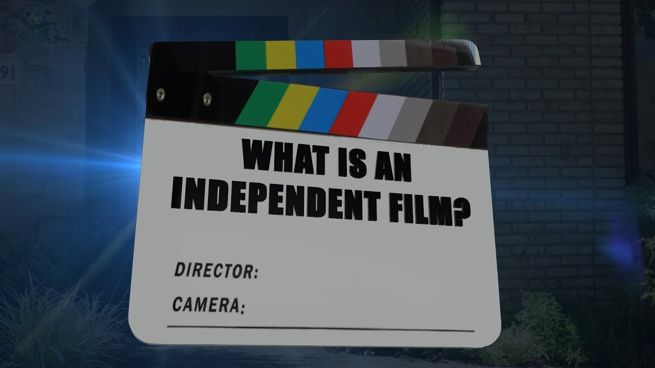 how to make your own independent film