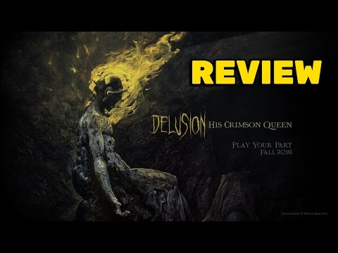 "VIDEO REVIEW - ""Delusion: His Crimson Queen"" immersive theater Halloween event in Los Angeles"