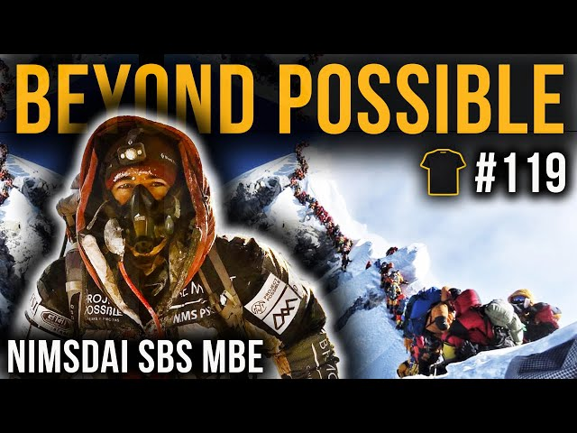 My Life In The Death Zone | Nirmal 'Nimsdai' Purja MBE | Special Boat Service | SBS | Podcast #119
