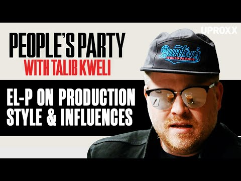 EL-P On His Production Style And The Influences That Connect Run The Jewels   People's Party Clip