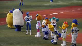 2017年11月23日 『TEAM YOKOHAMA』vs『TEAM 1998』 ハマスタレジェンド...