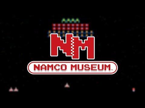 Galaga, Pac-Man, Splatterhouse & More! | Namco Museum Nintendo Switch Gameplay