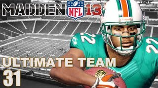 Madden 13 Ultimate Team : Definition of Clutch Genes Ep.31
