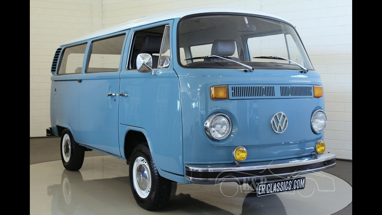 volkswagen t2 combi 1976 video youtube. Black Bedroom Furniture Sets. Home Design Ideas