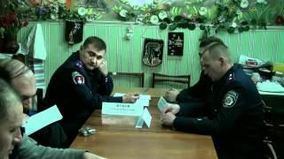 Брифинг  Милиция  Котовск, Одесская обл(, 2011-12-19T07:19:38.000Z)