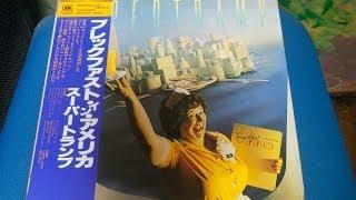 AMP-6034 Breakfast in America/Supertramp LP record A&M スーパートラ...