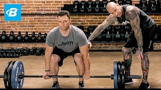 Deadlift Form: Conventional vs. Sumo | Jim Stoppani, PhD