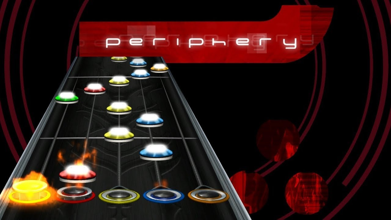 Periphery - Luck As A Constant (Clone Hero Custom Song) by ChezyGH3