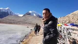 Travel to himalayas