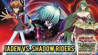 YUGIOH LOTD GX #5 - LAWAN SHADOW RIDERS !!