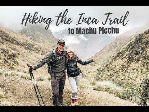 Inca Trail to Machu Picchu: The Classic 4-Day Hike