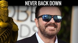 Ricky Gervais Shows Everyone How to Deal with SJWs
