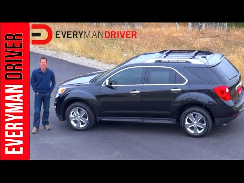 Here's the 2013 Chevrolet Equinox Review on Everyman Driver