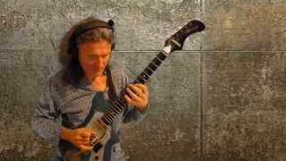Andy James Guitar Academy Dream Rig Competition - Georgi Stanchev