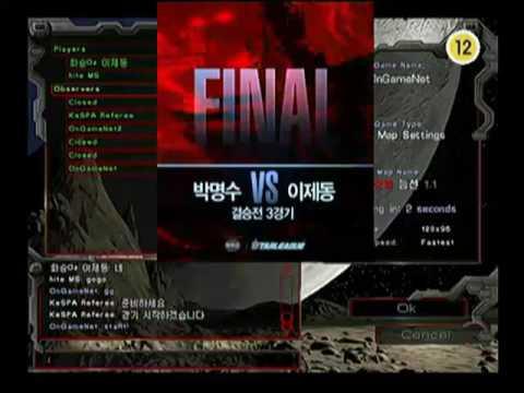 Bacchus OSL 2009  YellOw[ArnC] vs Jaedong 2009-08-22  @ Hear
