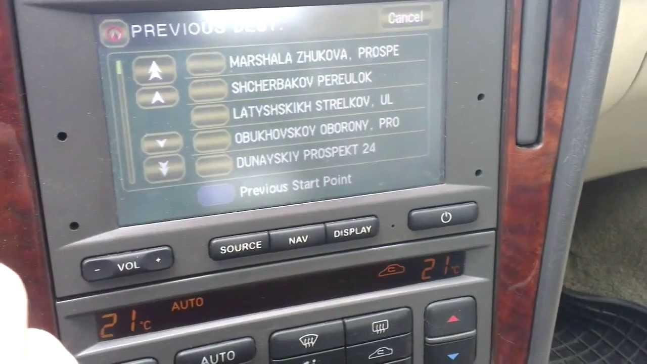 saab 9 5 navi1 kenwood youtube rh youtube com Saab 99 Owners Workshop Manual 2011 Saab 9 5 Parts