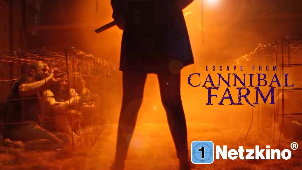 Download Escape from Cannibal Farm (gruseliger Horrorfilm auf Deutsch, kompletter Film, Film in voller Länge)
