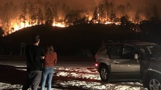 California Wildfire updates: Glass, Zogg fires explode in size forcing thousands from homes