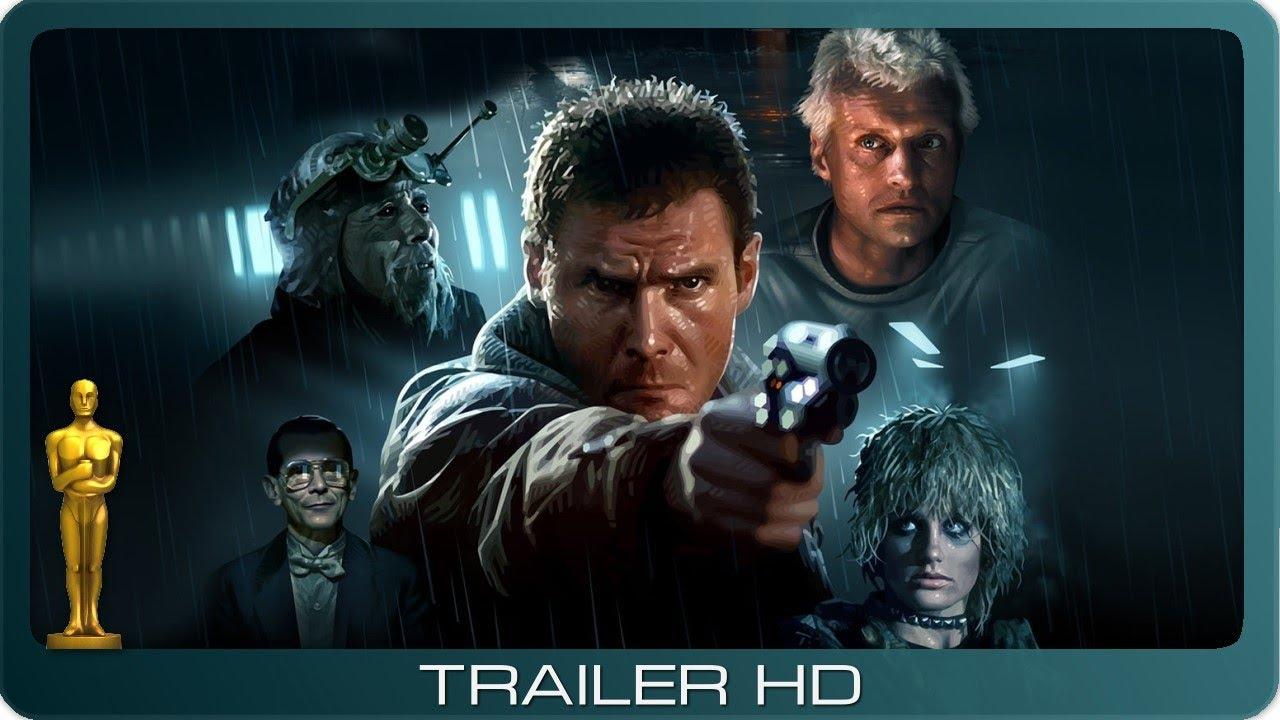 Blade Runner ≣ 1982 ≣ Trailer ≣ German | Deutsch